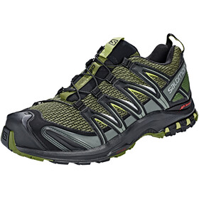 Salomon XA Pro 3D Running Shoes Men black/olive